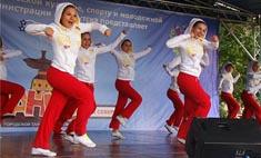 Скверные танцы 2014 в Иркутске: ритмы на любой вкус