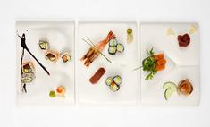Посуда для суши стала эротичной