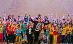 Волгоградская школьница снимается в «Ералаше»