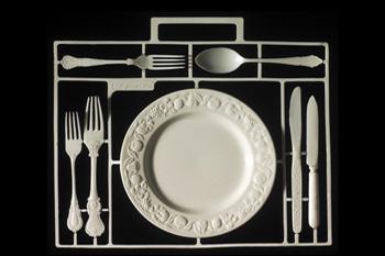 Посуда одноразовая пластиковая