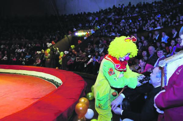 Главный персонаж любого циркового представления – клоун
