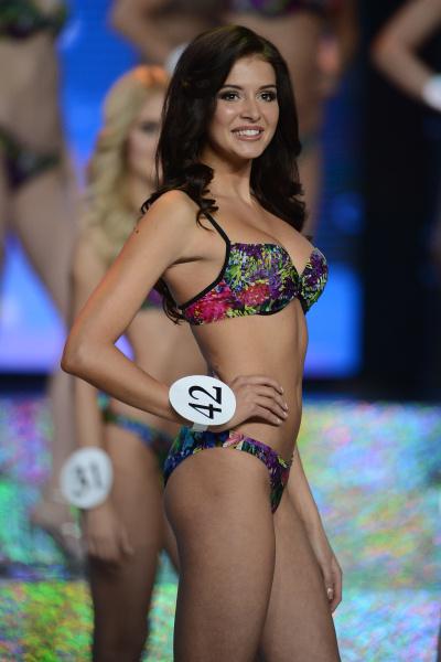 Мисс Россия-2015 фото в купальнике
