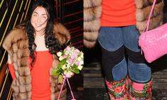 Модный провал: Лолита Милявская перестала за собой следить