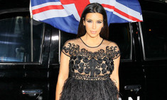 Беременная Ким Кардяшьян: как не стоит одеваться