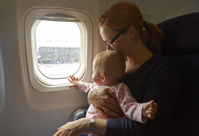 Новые правила перелета на самолете