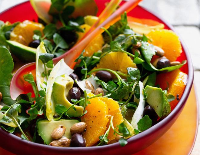 рецепт приготовления быстрого и вкусного салата с
