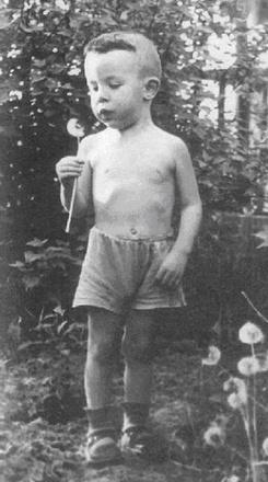 Андрей Макаревич в детстве, фото