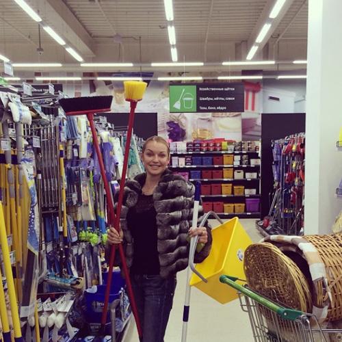 Анастасия Волочкова инстаграм фото