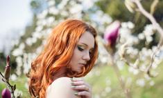 Невеста-огонь, или Подбираем свадебный макияж для рыжих