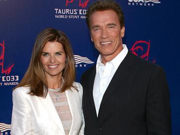Арнольд Шварценеггер (Arnold Scwarzenegger) с женой Марией Шрайвер (Maria Shriver)