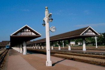 У Довиля и Трувиля на двоих один вокзал