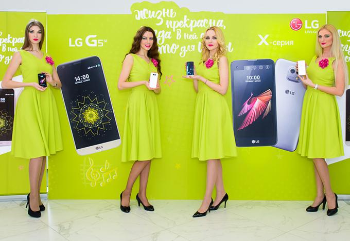 смартфон LG G5SE в России