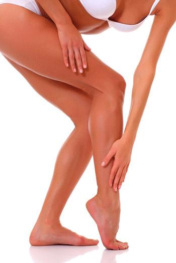 Массаж ног улучшает кровообращение и позволяет почувствовать расслабление во всем теле.