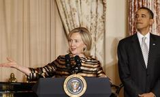 Американцев восхищают Барак Обама и Хилари Клинтон