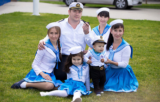День города в Ростове 2014 , праздничные мероприятия Бал семьи на театральной площади