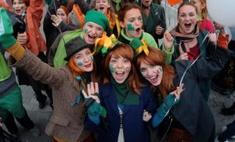 Ирландия рядом: в Перми прошел парад рыжих