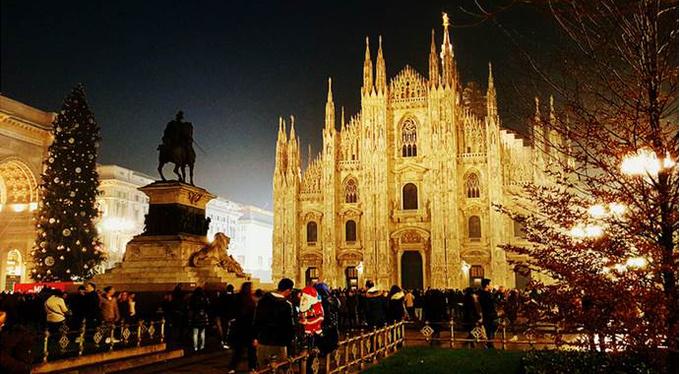 Новогодние праздники с Psychologies в Италии