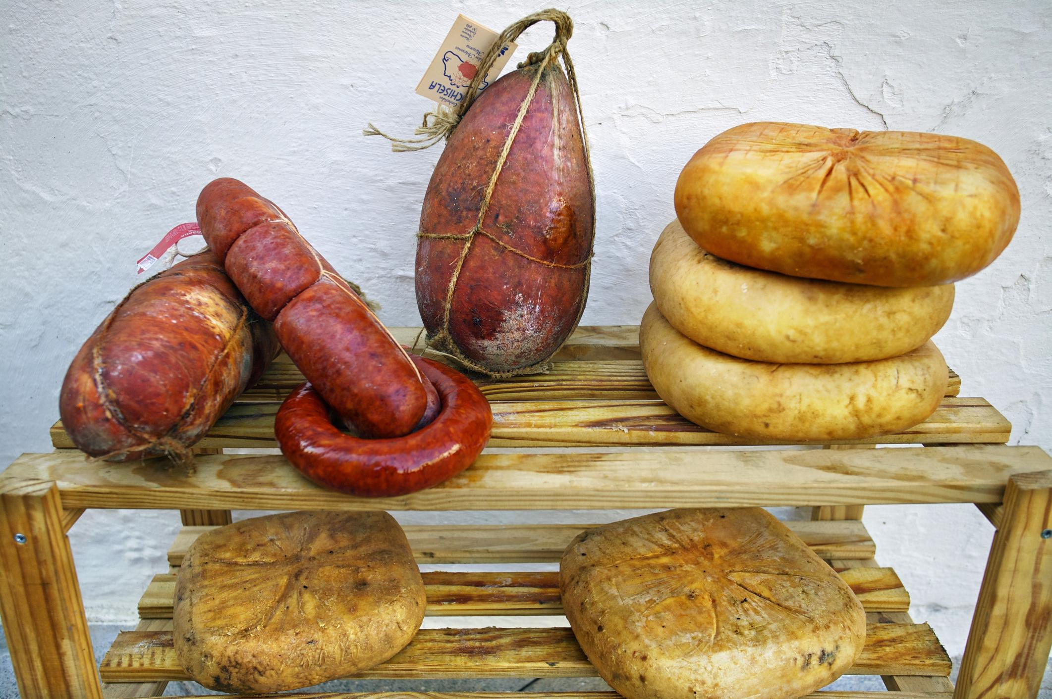 Колбаса из говядины в домашних условиях пошаговый рецепт