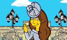 Кейт Миддлтон стала героиней The Simpsons