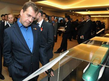 Россияне смогут пообщаться с президентом РФ Дмитрием Медведевым по интернету