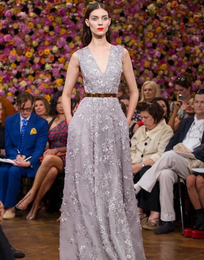 Коллекция Dior Haute Couture, осень-зима 2012/13