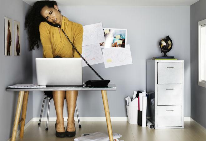 Как снять стресс на работе фото