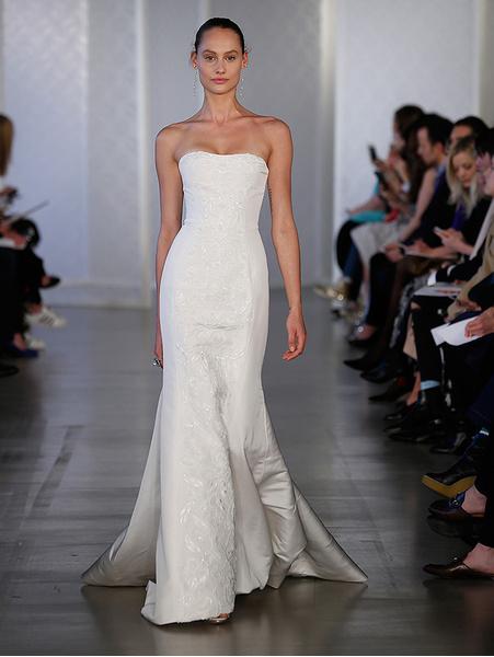 Лучшие коллекции Недели свадебной моды   галерея [3] фото [13]