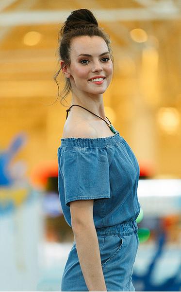Валерия Окунева, участница «Мисс Екатеринбург-2016», фото