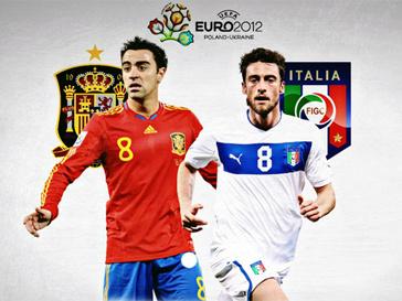 Сборная Испании стала чемпионом Европы-2012.