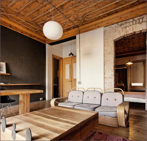 Международная Школа Дизайна – о бутик-отелях Стамбула | галерея [1] фото [1]