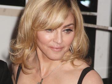 Мадонна не стесняется своего тела без фотошопа