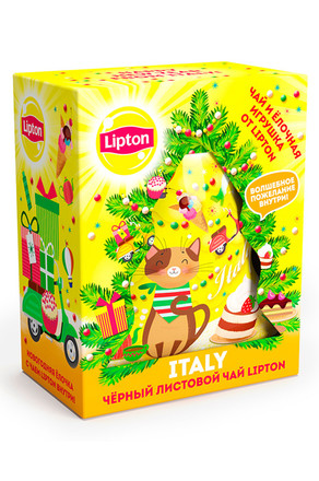 Чай Lipton, 152 руб.