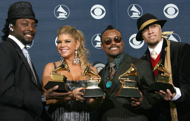 Ферджи очень быстро забыла, как пожинала плоды славы вместе с Black Eyed Peas