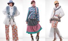 Неделя моды в Москве в вятской «Дымке»