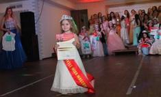 3-летняя модель представит Тверь на конкурсе «Юная мисс Россия – 2016»