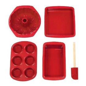 Набор силиконовых форм для выпечки, $43 на Amazon.com