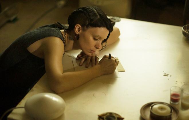 Девушка с татуировкой дракона фильм