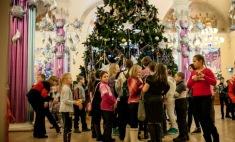 Лучшие новогодние елки Твери: куда сходить с детьми