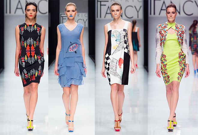 St. Petersburg Fashion Week SS 2015, Fabric Fancy