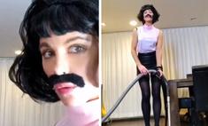 Кейт Бекинсейл сделала гениальный косплей на Фредди Меркьюри (видео)
