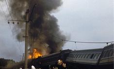 При столкновении поездов в Индии погибли 15 человек