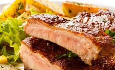 Как приготовить простые блюда из свинины