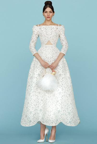 Лучшие свадебные платья из кутюрных коллекций | галерея [4] фото [3]