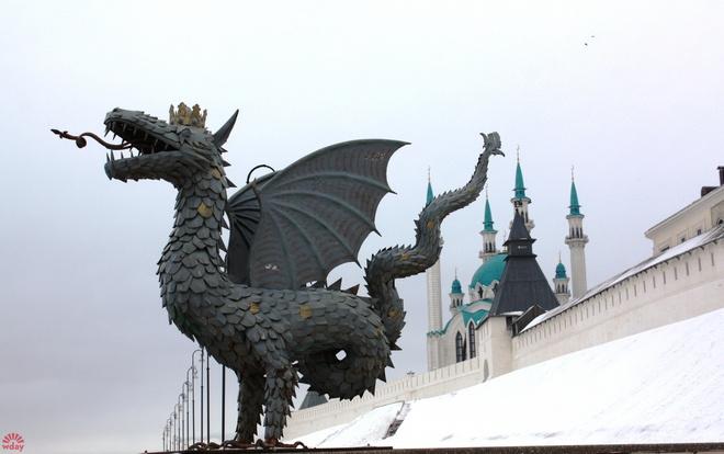 Казань вошла в пятерку лучших туристических направлений в России