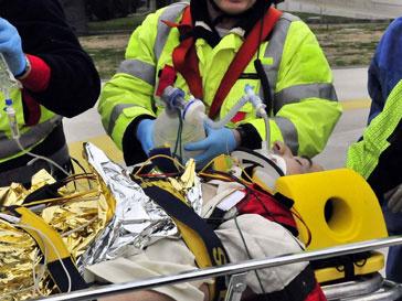 Врачам удалось спасти жизнь польского гонщика Роберта Кубицы