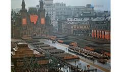 цветное видео парада победы июня 1945