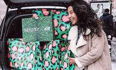 Наглые спекулянты и очереди: старт продаж Kenzo x H&M