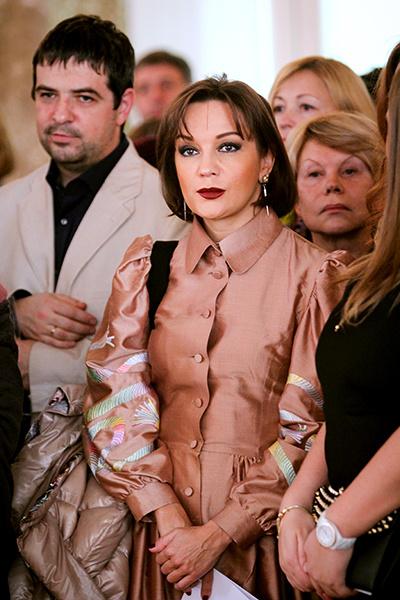 Татьяна Парфенова, коллекция «Признание в (любви)»
