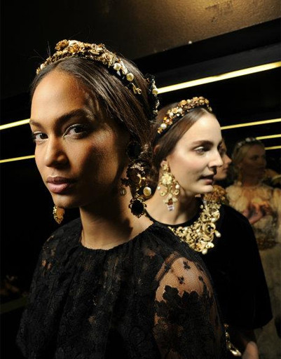 Dolce & Gabbana осень-зима 2012/13
