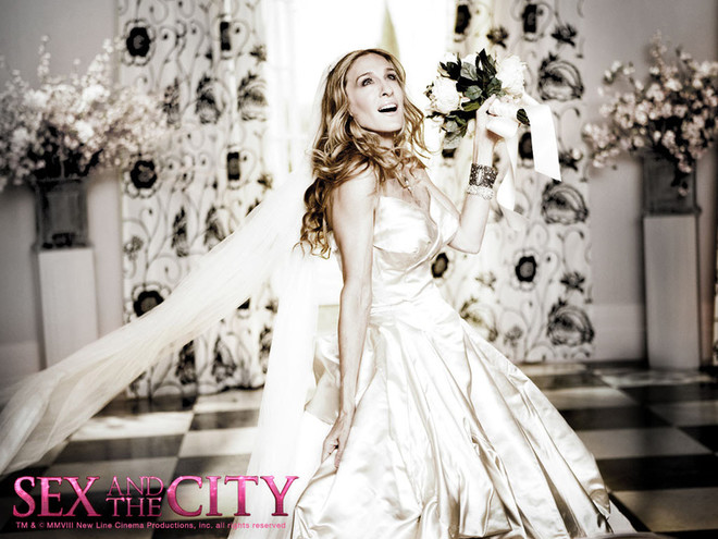 Sex And The City Movie Special Edition DVD.